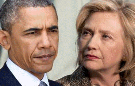 Obama, Hillary & DNC Collude On Russia Scam