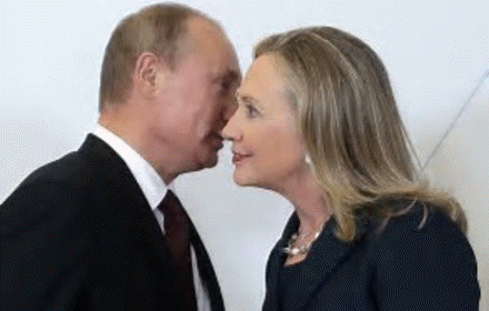Hillary Sells Unranium One To Russia