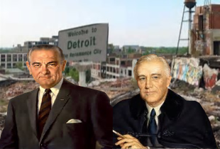 FDR & New Deal Created Ghettos In America
